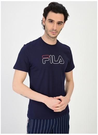 Fila Fila Paul Erkek T-Shirt Lacivert
